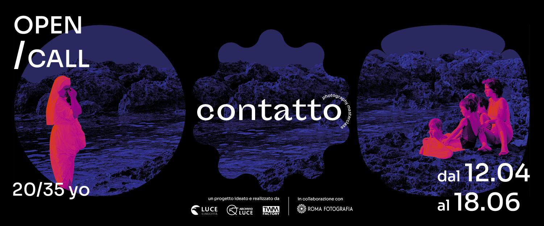 CONTATTO. photography masterclass